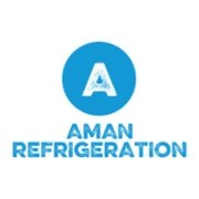 Logo of Aman Refrigeration