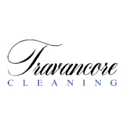 TRAVANCORE CLEANING SOLUTIONS logo