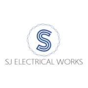 SJ ELECTRICAL WORKS logo