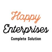 Logo of Happy Enterprises