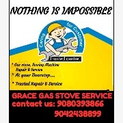 Logo of Grace Gas Stove Service