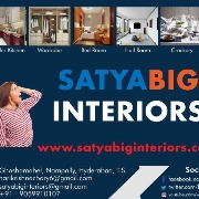Logo of Satya Big Interiors