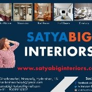 Satya Big Interiors logo