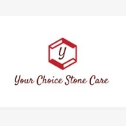 YOUR CHOICE - Stone Care logo