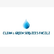 Clean & Green Services Facility Management logo