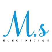 MS Electrician  logo