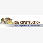 Logo of DEV CONSTRUCTION