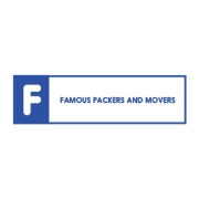 Logo of Famous Packers And Movers