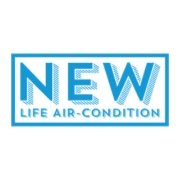 Logo of New Life Air-condition And Refrigerator