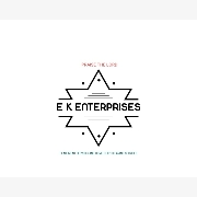 E K Enterprises logo