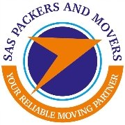 SRS PACKERS AND MOVERS  logo