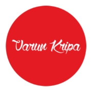 Logo of VARUN KRIPA