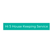 Hi 5 House Keeping Service  logo