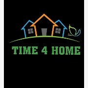 Time4Home Cleaning Services  logo