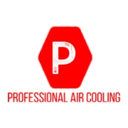 Professional Air Cooling logo