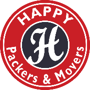 Logo of Happy Packers and Movers Private Limited