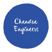 Logo of Chandra Engineers
