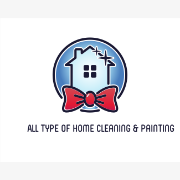 Logo of Santi Home Painting & Cleaning Services