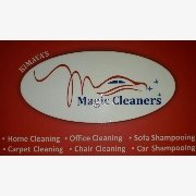 Logo of Magic Cleaners - Pune