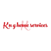 Logo of K N G Home Services
