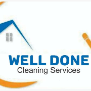 Logo of Well Done Cleaning Services