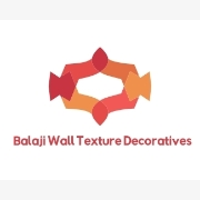 Balaji Wall Texture Decoratives logo