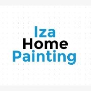 Logo of IZA Home Painting