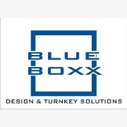 Logo of Blueboxx Interior Design & Contracting
