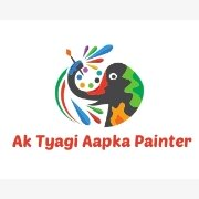 Ak Tyagi Aapka Painter logo