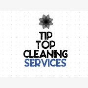 Tip Top Cleaning Service logo
