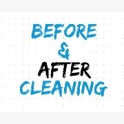 Logo of Before & After Cleaning Services