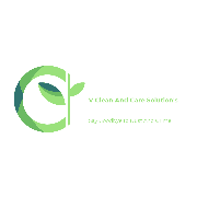V Clean And Care Solutions logo