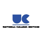 Universal Cleaning Services logo