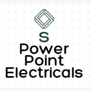 S Power Point Electricals logo