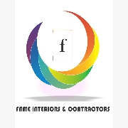 Logo of Fame Interiors and Contractor