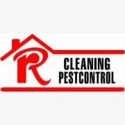 RR Cleaning & Pest Control Service logo
