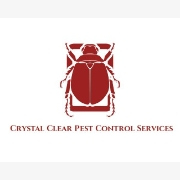 Logo of Crystal Clear Pest Control Services