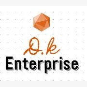 D.K Enterprise logo