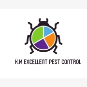 Logo of K.M Excellent Pest Control