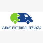Logo of Vijaya Electrical Services