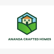 Logo of Ananda Crafted Homes