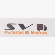 SV Packers & Movers logo