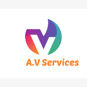 Logo of A.V Services
