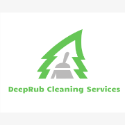 DeepRub Cleaning Services logo