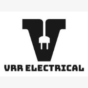Logo of  VRR Electrical