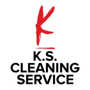 K.S. CLEANING SERVICE logo