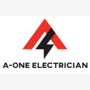Logo of A-One Electrician