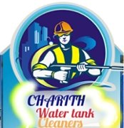Logo of Charith Watertank Cleaners