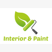 Interior & Paint  logo