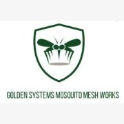 Logo of Golden Systems Mosquito Mesh Works